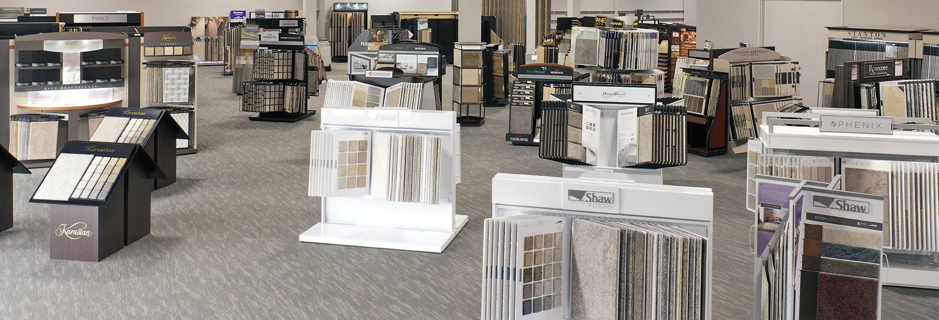 Americas Floor Source - Indianapolis location, interior