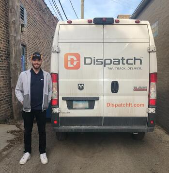 Dispatch Driver Andrew